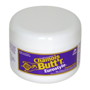 Chamois Butt'r Eurostyle - Non-Greasy Cycling Lubricant & Chamois Cream - 235ml Jar
